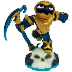 Figura de Legendary Grim Creeper