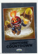 LightCore Countdown Card