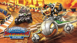 SuperChargers Racing-Portada