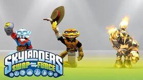 E3 Show Skylanders SWAP Force Trailer l Skylanders SWAP Force l Skylanders