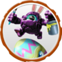 Rocky Egg Roll Icon