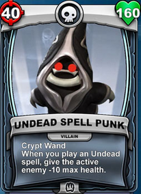 Crypt Wand - Special Ability - Gearcard
