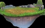Bkg character island
