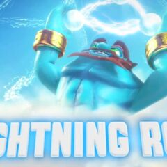 Lightning Rod S2 en su trailer