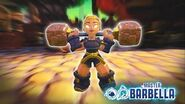 Skylanders Imaginators - Barbella Soul Gem Preview