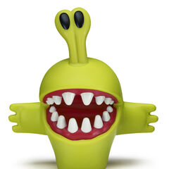 Figura de Chompy de MCdonald's