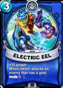 Eletric Eel - Gearcard