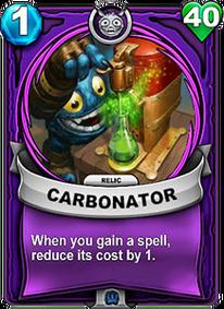 Carbonatorcard