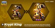 Krypt King Awakened RingOfHeroes