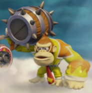 TC Donkey Kong upgrade 2