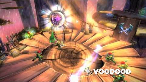 Meet the Skylanders Voodood (extended)