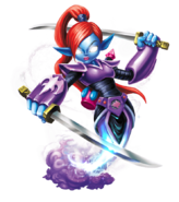 Ninjini Transparent Render