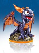 Series 2 Spyro toy