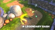 Skylanders Spyro's Adventure - Legendary Bash Preview (Rock and Roll)