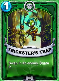 Trickster's Trapcard