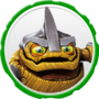 Shield Shredder Villain Icon