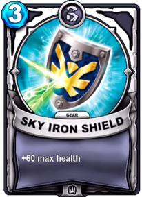 Sky Iron Shield - Gearcard