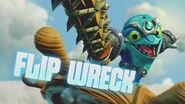 Skylanders Trap Team - Flip Wreck's Soul Gem Preview (Making Waves)
