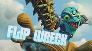 Skylanders Trap Team - Flip Wreck's Soul Gem Preview (Making Waves)