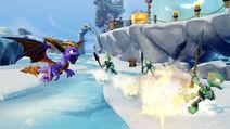 Spyro en juego 6