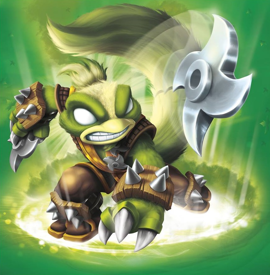 Stink Bomb Skylanders Wiki Fandom Powered By Wikia