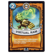 Virtual Ramcard