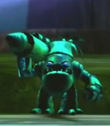 Evil missile minion