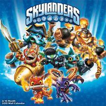 Les Skylanders