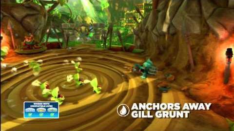 Découvrez Anchors Away Gill Grunt