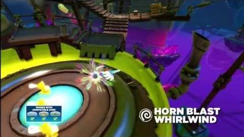Découvrez Horn Blast Whirlwind S3 !