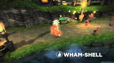 Meet the Skylanders Wham-Shell (extended)