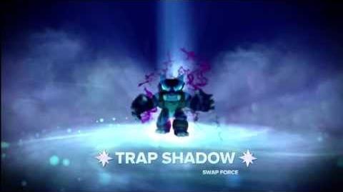 Skylanders Swap Force - Meet the Skylanders - Trap Shadow (Hide and Sleek)