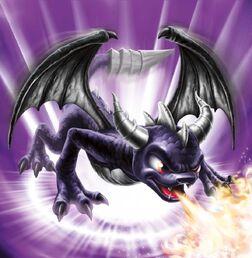 Dark Spyro Promo
