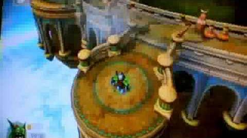 Dragons peak skylanders walkthrough