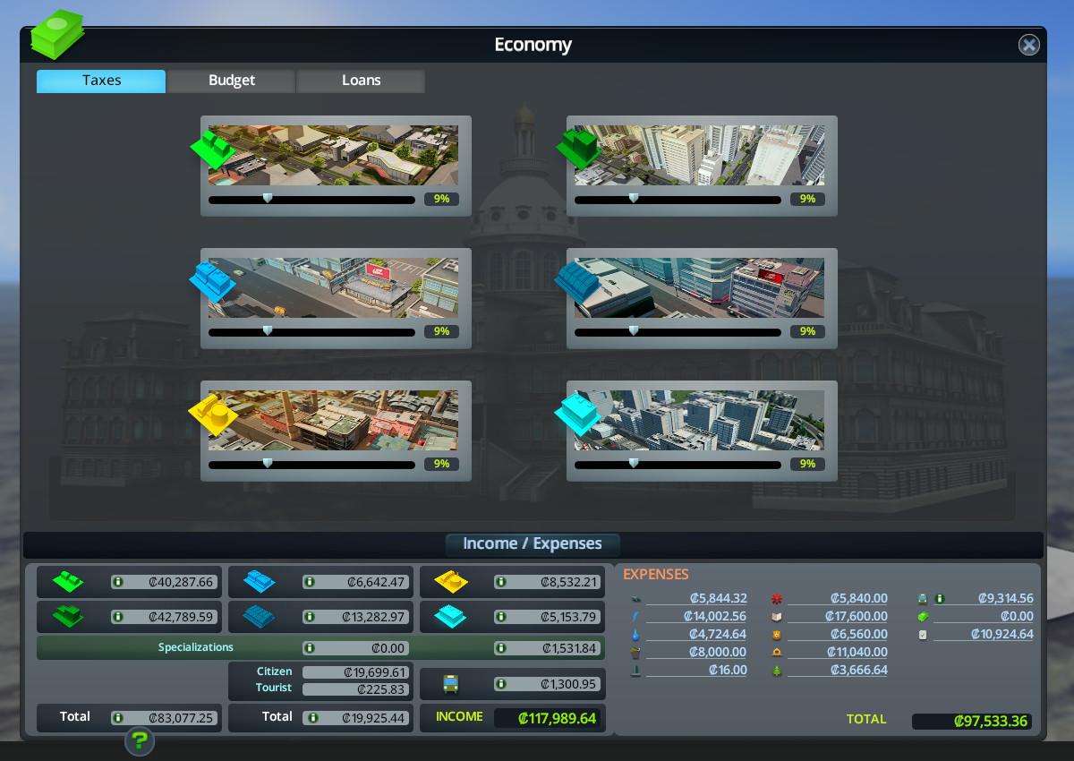 Economy | Skylines Wikia | FANDOM powered by Wikia