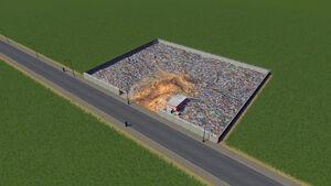 IG landfill site
