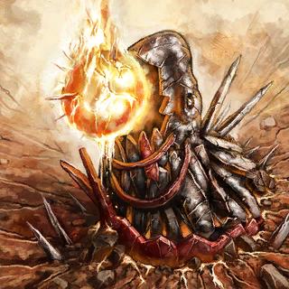 Shrine of War Card Artwork