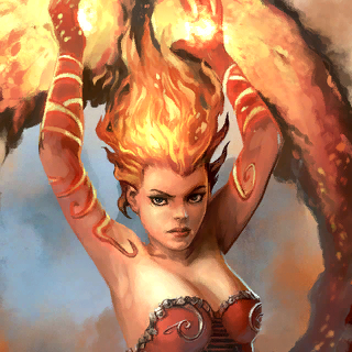 Firedancer Card Artwork