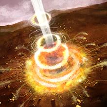 Eruption Card Artwork
