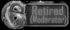 Moderator Retired Role Icon