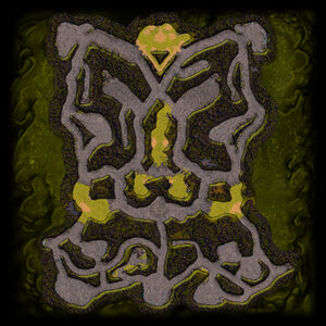 Nightmare's End Minimap