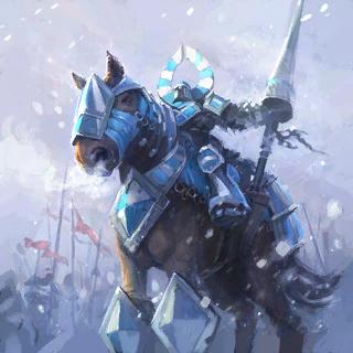 Lyrish Knight Card Artwork