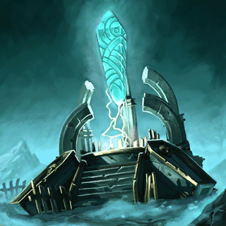 Lost Banestone Card Artwork