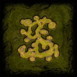 The Treasure Fleet Minimap