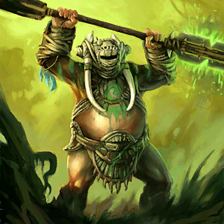Mauler Card Artwork