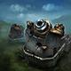 Old Artillery Entity Icon