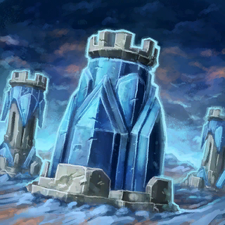 Armored Tower Card Artwork