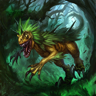 Swiftclaw Card Artwork