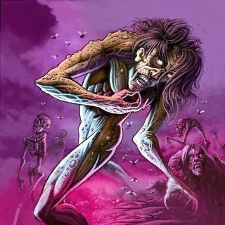 Befallen's Curse Card Artwork