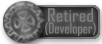 Developer Retired Role Icon